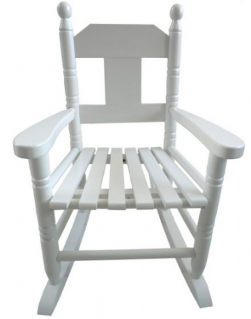 Rocking chair white